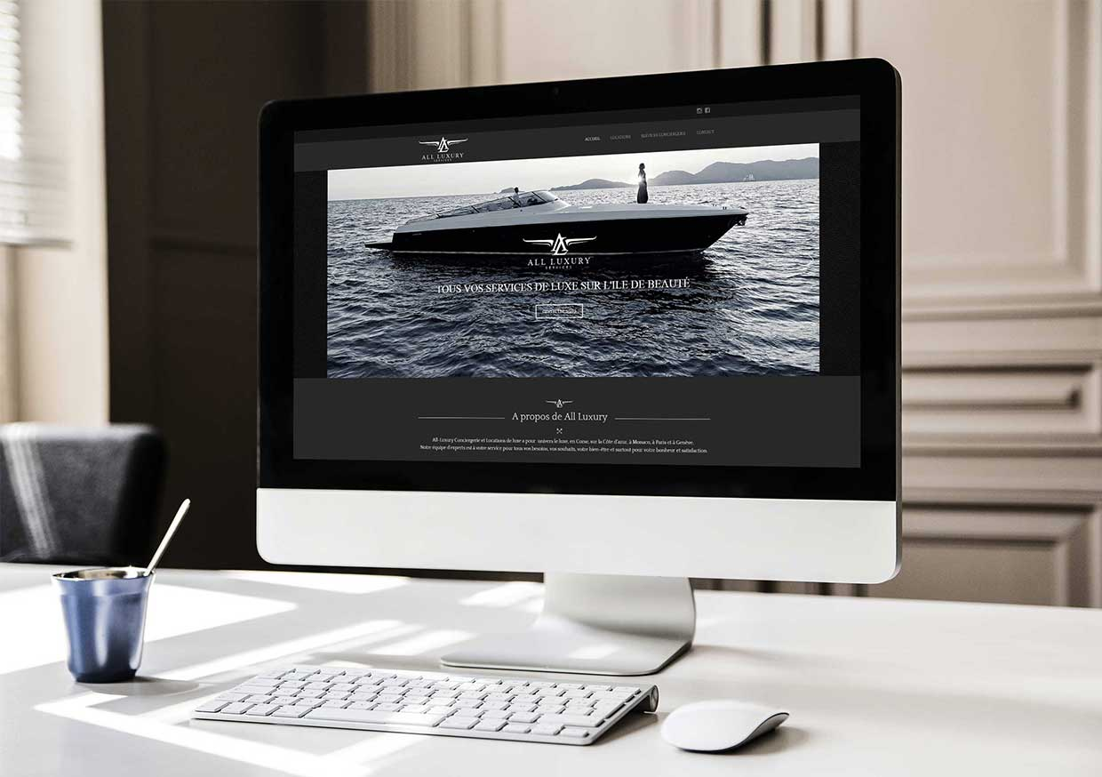all luxury creation site web rsk