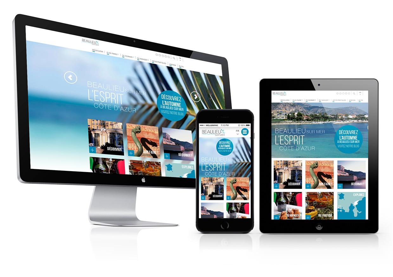 creation de sites web office de tourisme