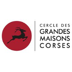 création de logo le cercles des grandes maisons corses
