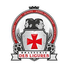 création de logo Brasserie des Ligures