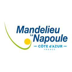 creation de logo Mandelieu la napoule
