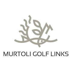 creation de logo murtoli golf links