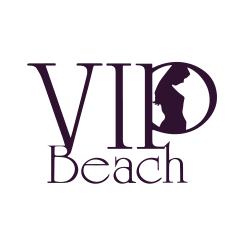 creation de logo vip beach