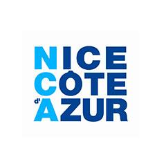 print design nice cote d'azur