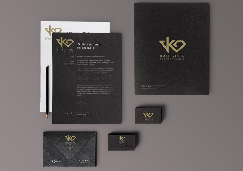 creation de produits visuels Kallist'or