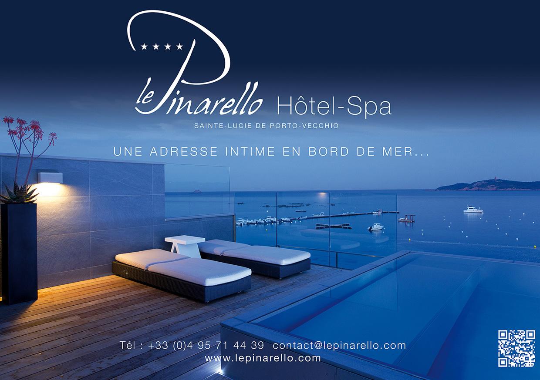 Création d'affiches et publicité pour hôtellerie de luxe