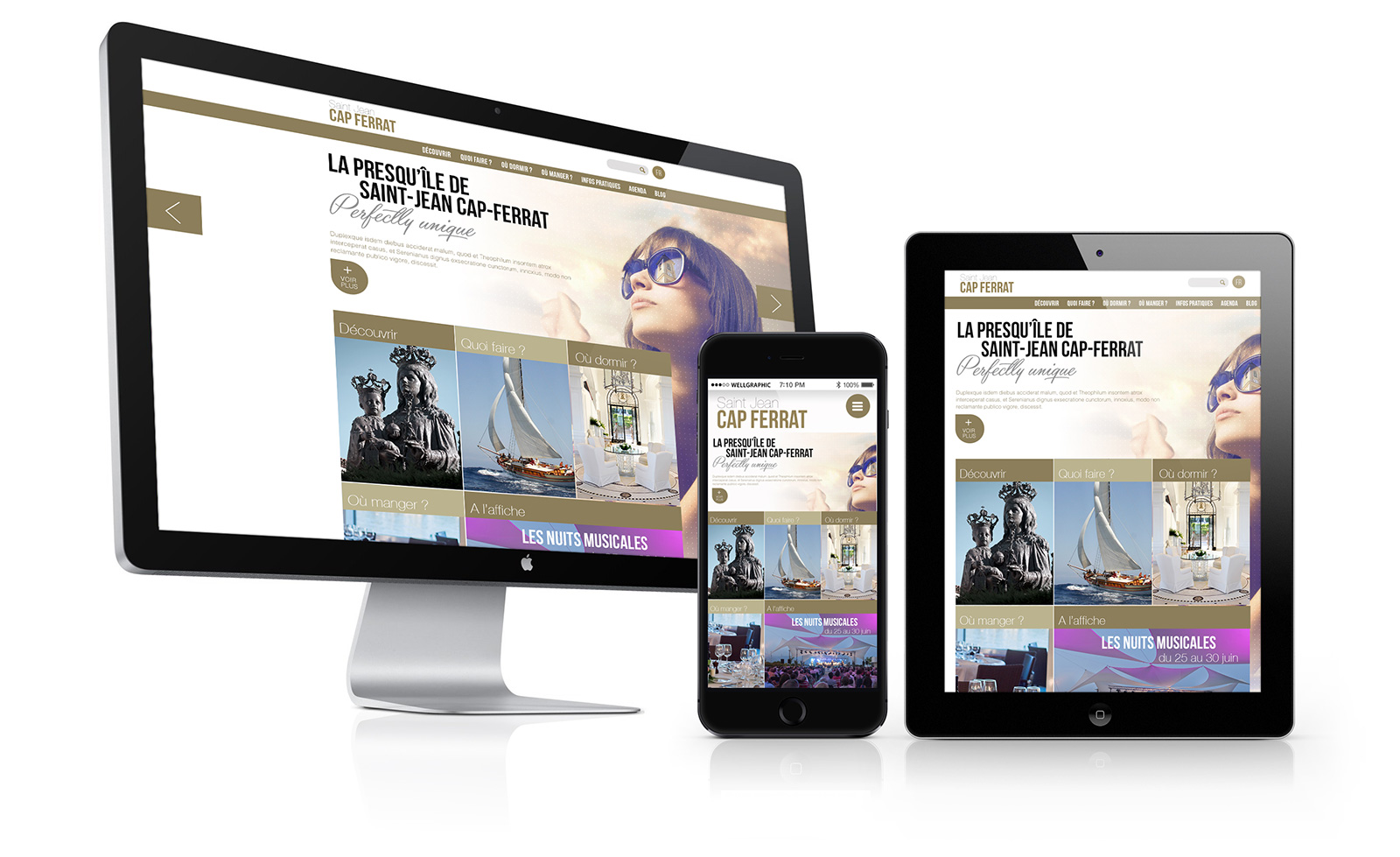 creation de sites internet responsive