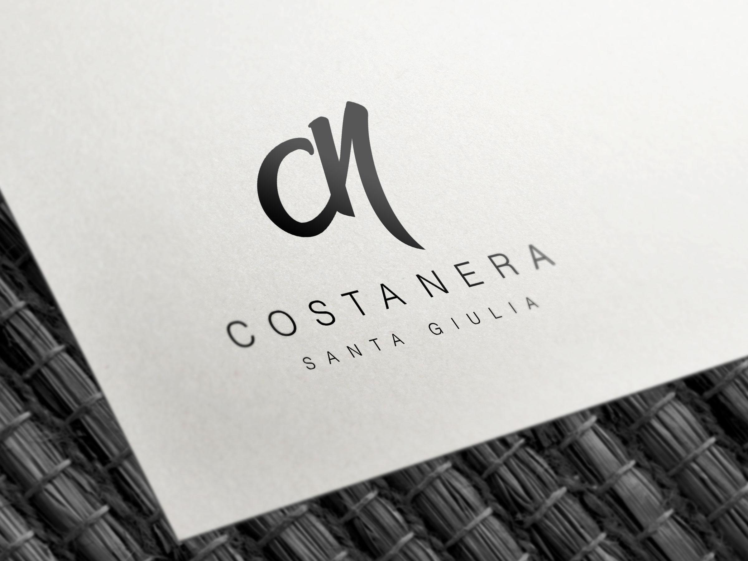 Création de logos et branding costa nera