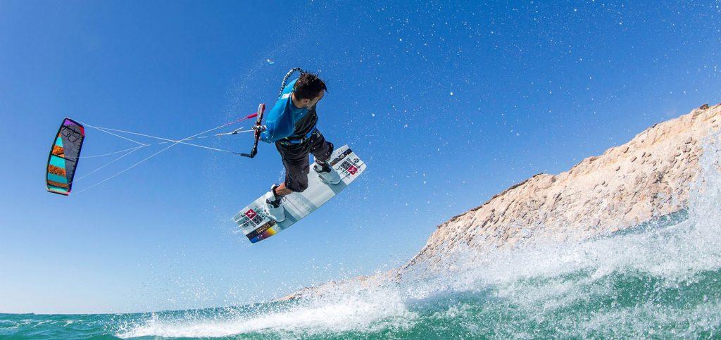 RSK SUD GLISSE kite wake paddle Corse