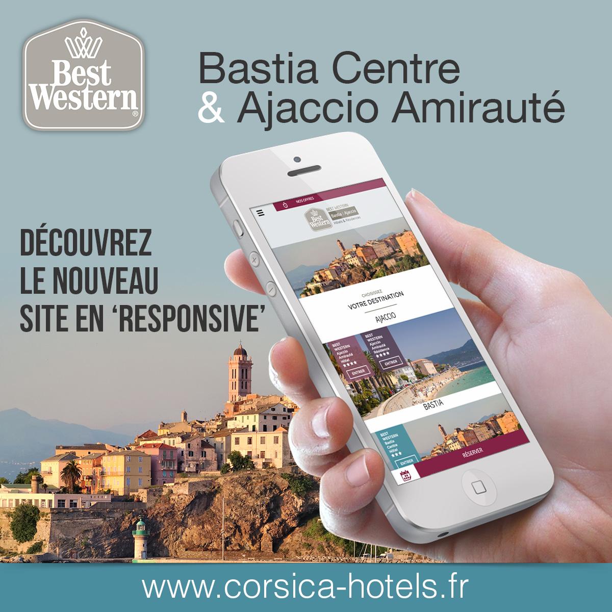 Agence de communication Corse - Bastia, Ajaccio, Nice Côte d'Azur