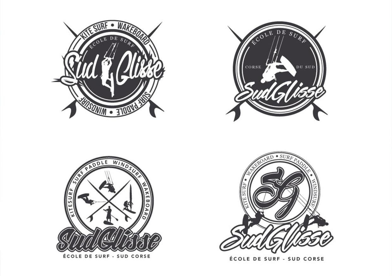 Création de logo, marqque, identité Corse, Côte d'Azur