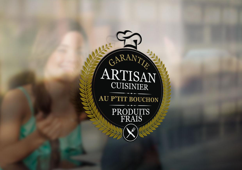 Création de label restauration artisanale