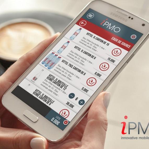 Système de prise de commandes à distance ipmo