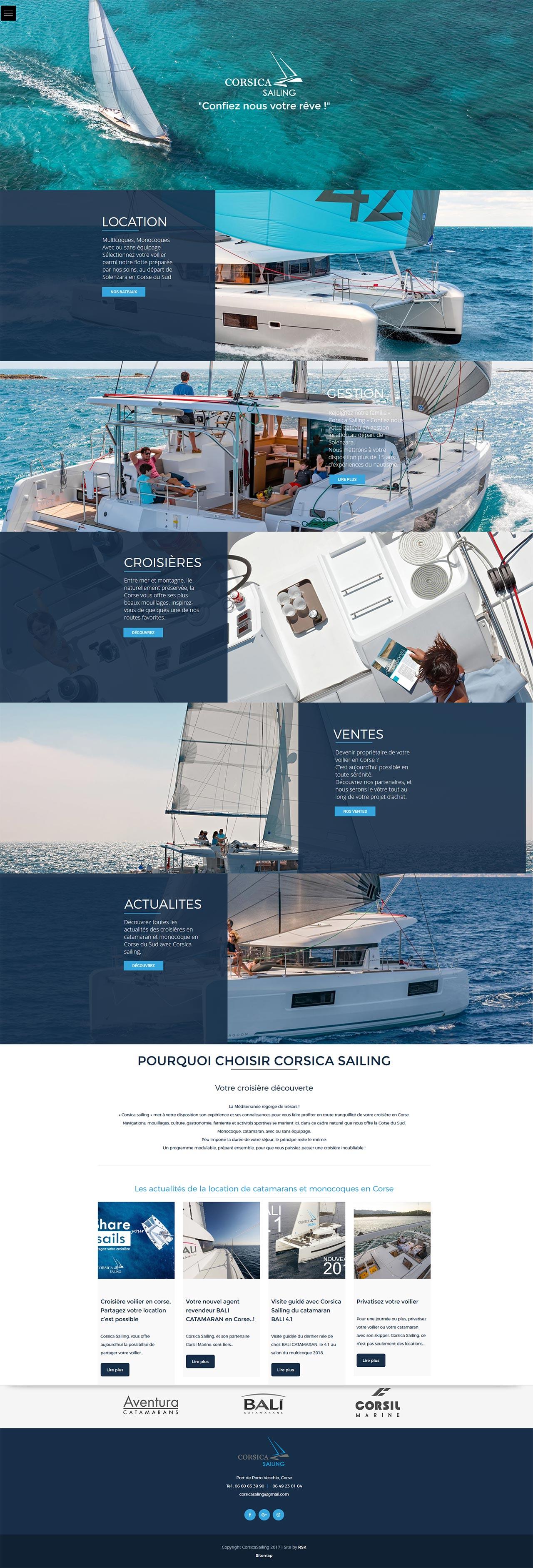 creation-site-responsive-corsica-sailing accueil