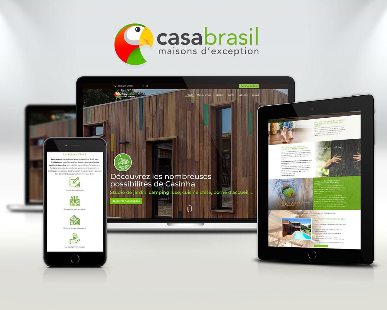 Création Site Internet Bastia CMS design sur mesure