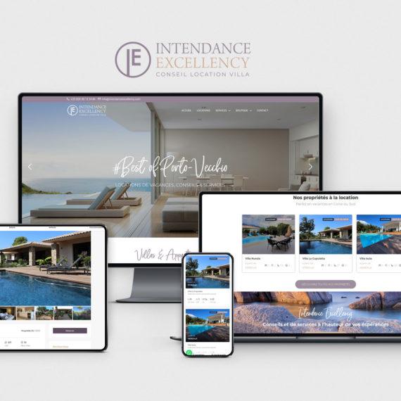 Création Site Internet Conciergerie Corse